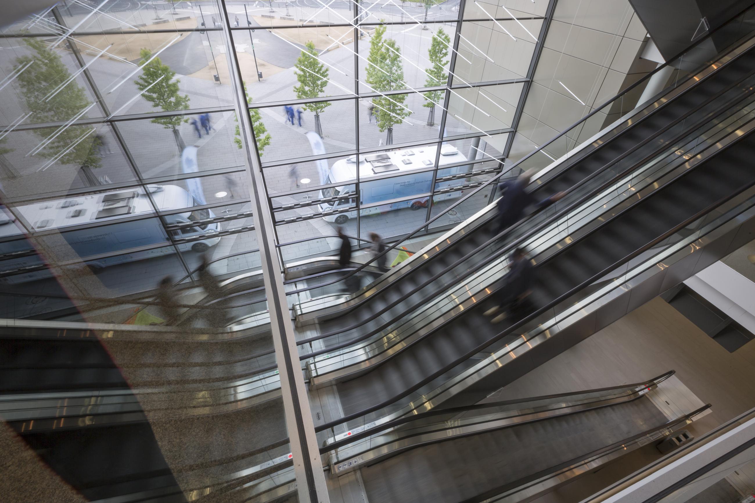 Unterwegs für Deutschlands digitale Zukunft in Frankfurt