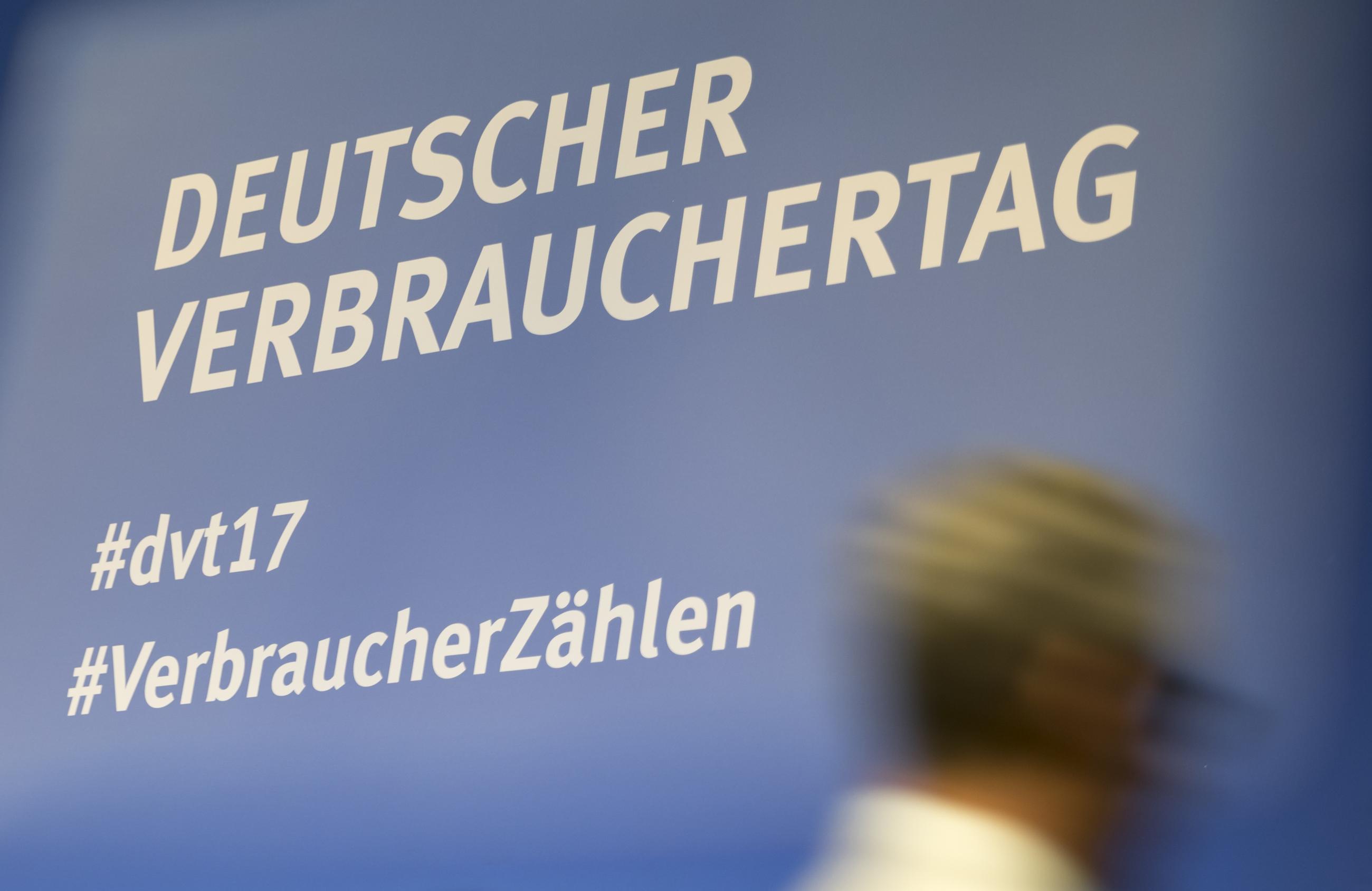 Deutscher Verbrauchertag 2017