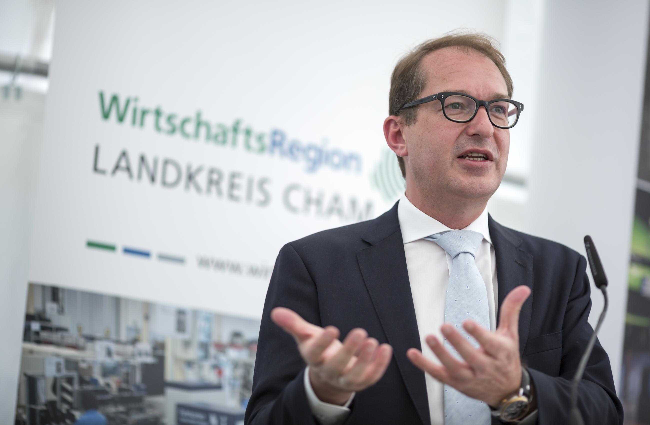 Unterwegs für Deutschlands digitale Zukunft in Arnschwang